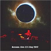 ARCANE (AKA:PAUL LAWLER) - E-DAY 2017 (2017 LIVE ALBUM/GATE-FOLD CARD COVER) Recorded April 29th at 'The Enck' theater, Eindhoven in Holland, this is the first 'live' Synth Music album from the UK based multi-instrumentalist Paul Lawler!