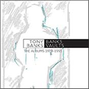 BANKS, TONY - BANKS VAULTS (7CD+DVD-REG 0/NTSC/BONUS TRACKS/BOX) Newly re-mastered 8-Disc Boxed Set featuring all solo albums (now in Card Sleeves) released by the GENESIS founder member between 1979 and 1995!