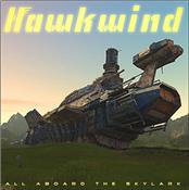 HAWKWIND - ALL ABOARD THE SKYLARK (2CD-2019 ALBUM/DIGI-PAK)