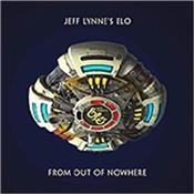 LYNNE, JEFF -ELO- - FROM OUT OF NOWHERE (2019 ALBUM/JEWELCASE) Rock & Roll Hall of Fame music legend Jeff Lynne follows-up a remarkable run of sold-out European and American tours with this new 2019 studio album!