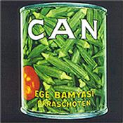 CAN - EGE BAMYASI (1972 LP/2009 REMASTERED/2012 REISSUE) Spoon Records Kraut-Rock classic reissued by Mute Records in 2012, and this was both a complex & challenging listen for it's 1972 audience!