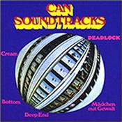 CAN - SOUNDTRACKS (1970 LP/2009 REMASTER/2012 REISSUE) Spoon / Celluloide Records Kraut-Rock classic from 1970 reissued by Mute Records in 2012